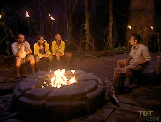 F3 Tribal Council