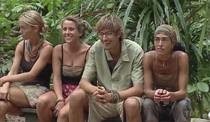 The Survivor contestants who sat out the most challenges, single season - Janu Tornell, Palau