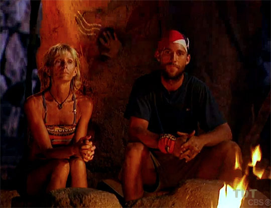 Ep14 Tribal Council