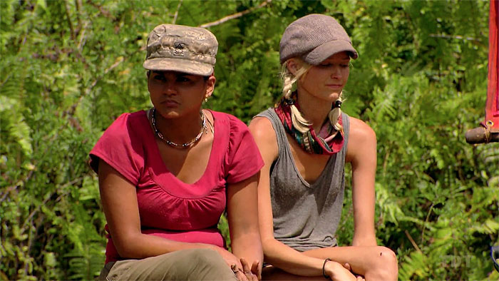 The Survivor contestants who sat out the most challenges, career - Courtney Yates, S15, S20