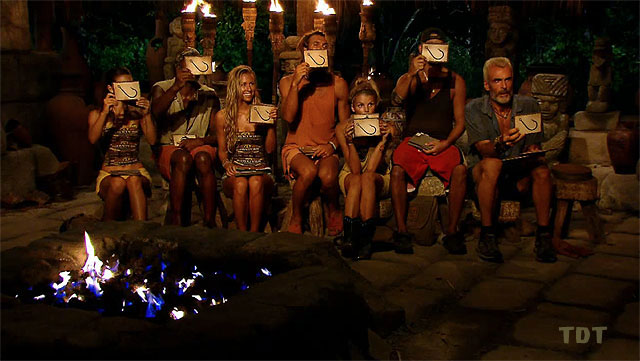 F7 Tribal Council