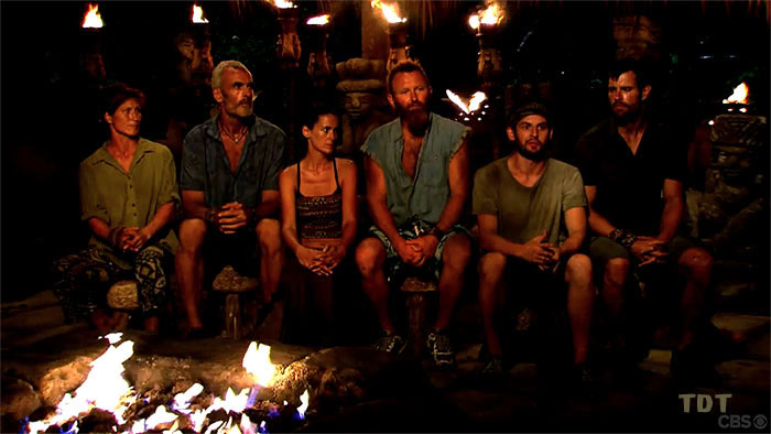 Ep7 Tribal Council