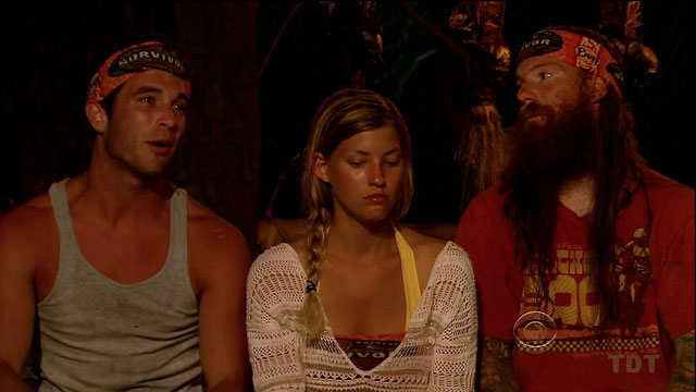 Ep2 Tribal Council