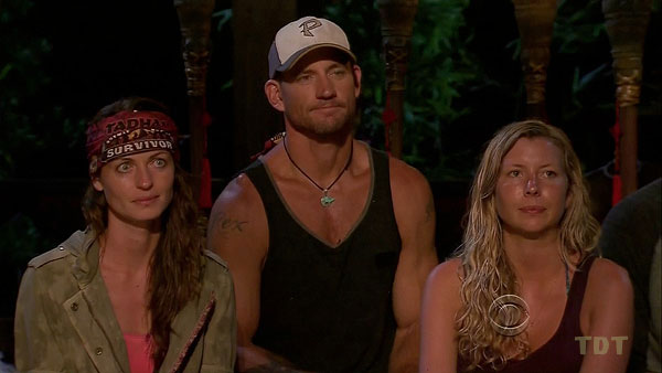 Ep.1 Tribal Council