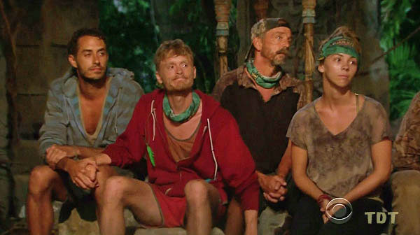 Ep8 Tribal Council