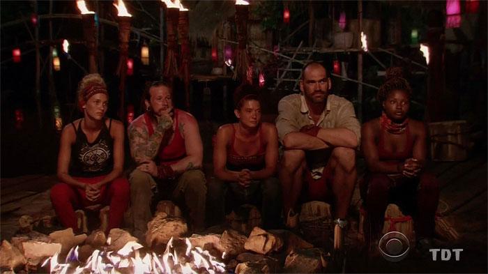 Tribal Council #3: Semangat Tribe (Brawn) E2tv82