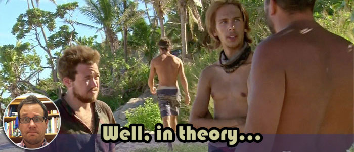 Pat Ferrucci's Well, in theory - S33, Ep.12: Will seeks his trophy, Zeke hits the road