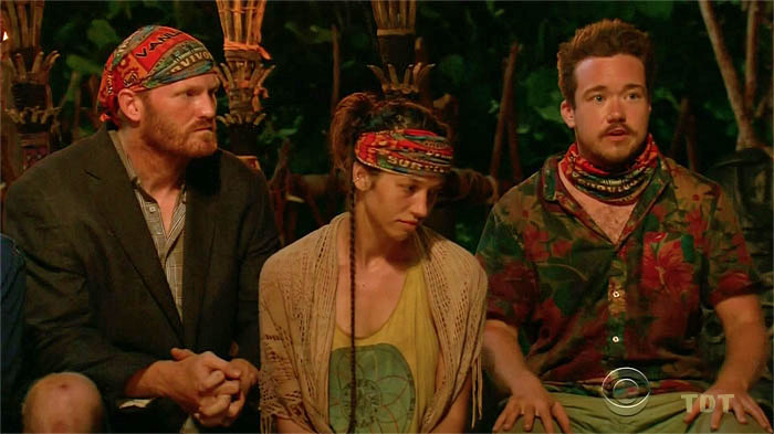 Ep5 Tribal Council