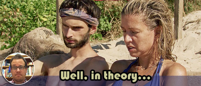 Chrissy and Ryan get lost in their own story | Well, in theory...