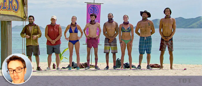The state of the final eight... er, seven - Jeff Pitman's Survivor: HHH Eps.10-11 analysis