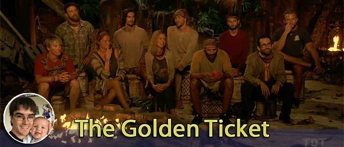 The Golden Ticket - Ben Martell's Survivor: HvHvH analysis