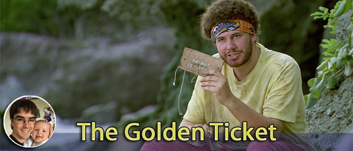 The Legacy Advantage redeemed - The Golden Ticket