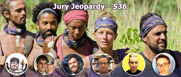 Jury Jeopardy - S36: The TDT writers' Survivor: Ghost Island pre-Episode 14 jury projections