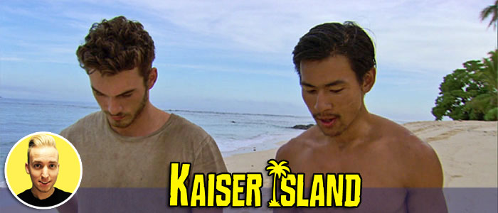 Dealt some bad hands - Kaiser Island