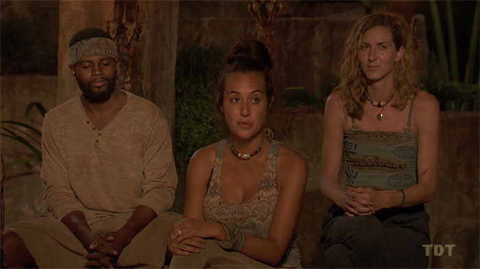F6 Tribal Council