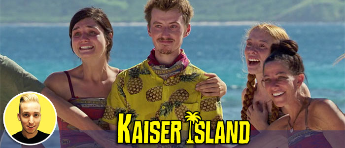 Thanks for the honeymoon - Kaiser Island