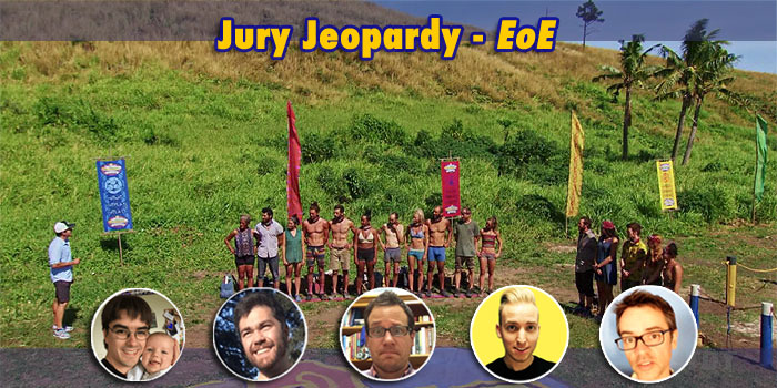 Jury Jeopardy - EoE | Survivor: Edge of Extinction Pre-Ep.14 analysis