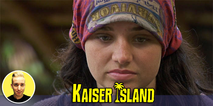 Not living on the Edge tonight - Kaiser Island
