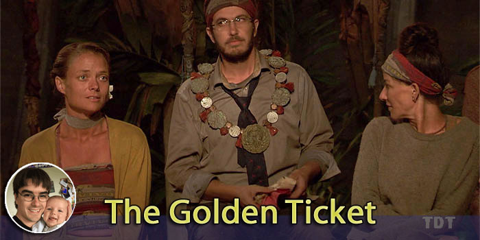 Is Rick really Ben 2.0? - The Golden Ticket