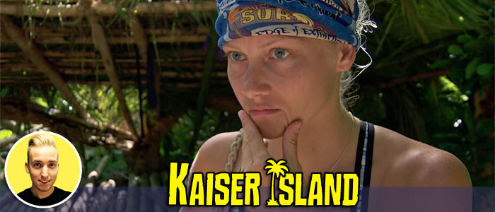 I would vote me out - Kaiser Island