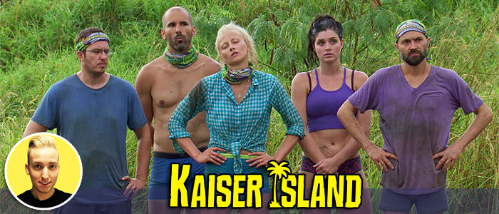 The Cleveland Browns of tribes - Kaiser Island