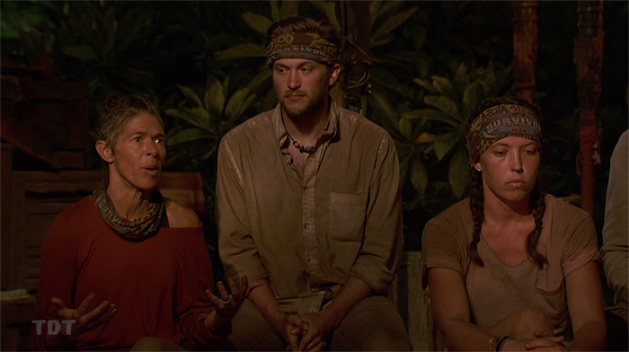 Ep13 F6 Tribal Council