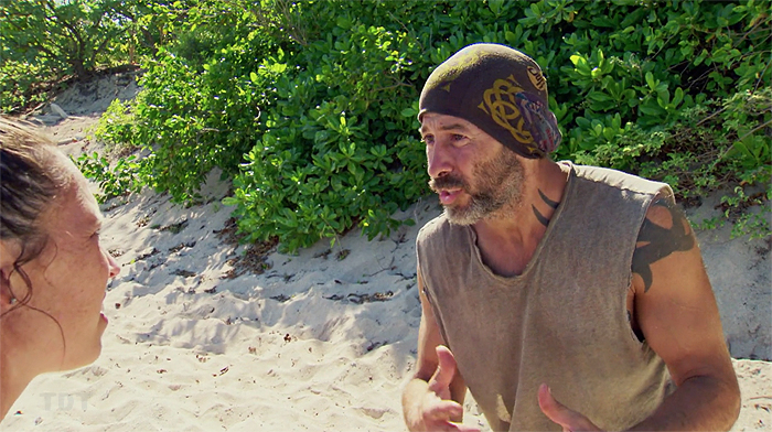 The King of Survivor