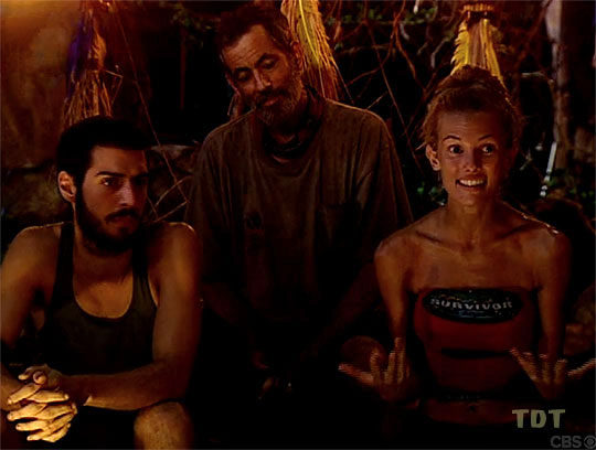 Ep.12 Tribal Council