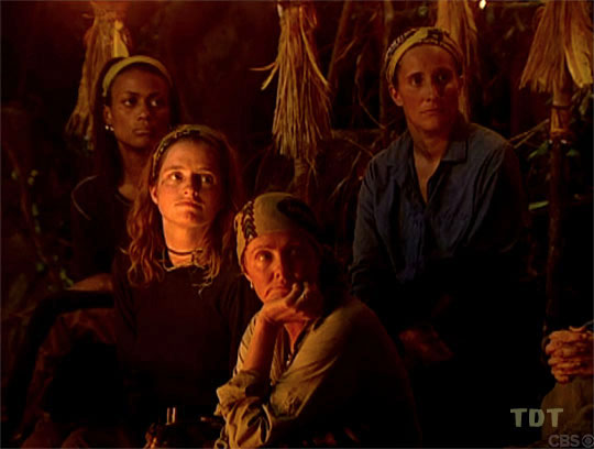 Ep.2 Tribal Council