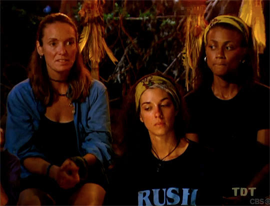 Ep.4 Tribal Council