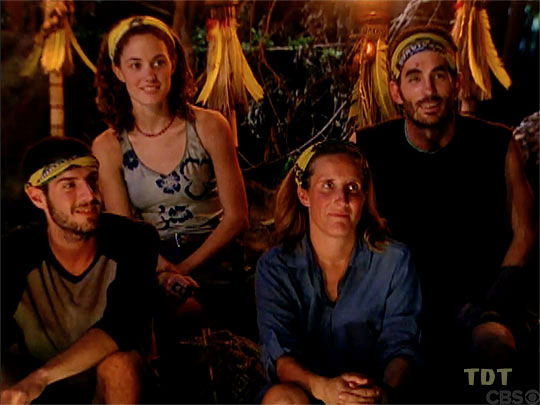 Ep6 Tribal Council