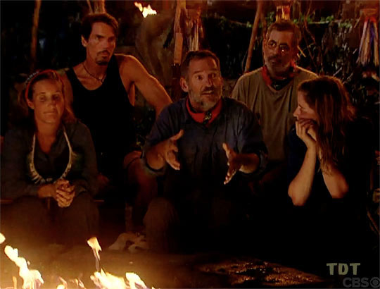 Ep.7 Tribal Council