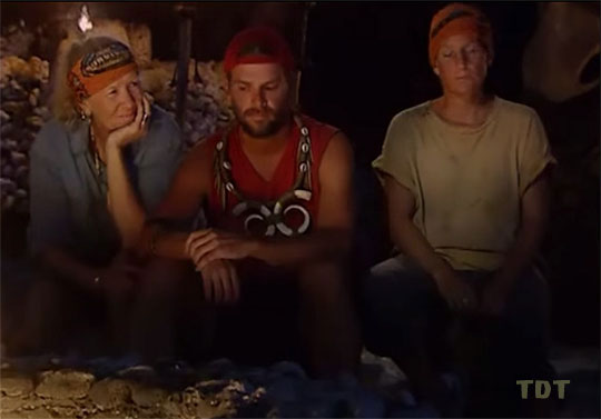 Final 3 Tribal Council