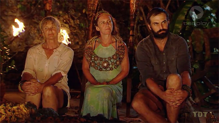 Ep24 Tribal Council