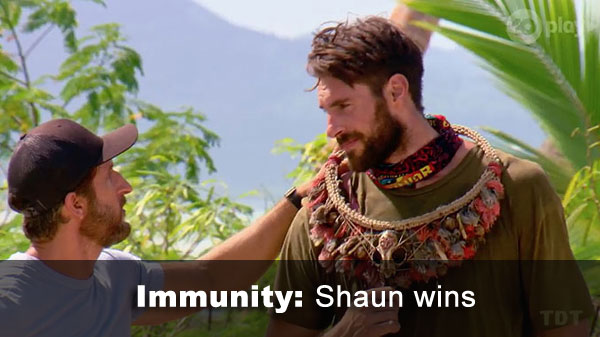 Shaun wins IC
