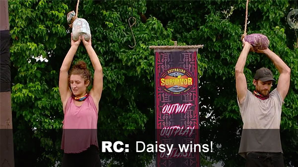 Daisy wins RC