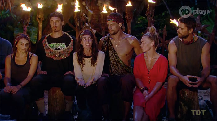 Ep16 Tribal Council