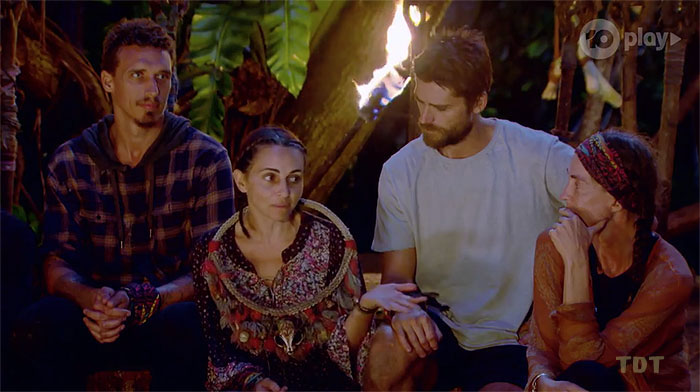 Ep19 Tribal Council
