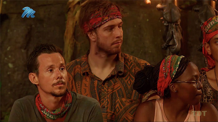 Ep9 Tribal Council