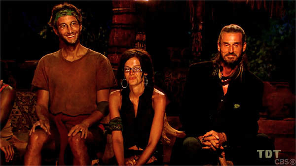 Ep12 Tribal Council