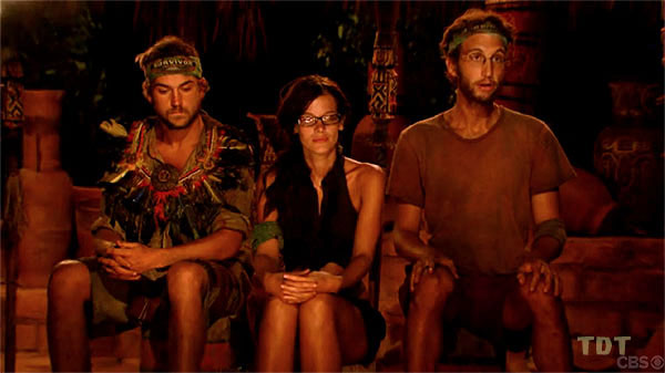 Ep13 F4 Tribal Council